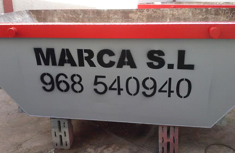 . Contenedores MARCA S.L.