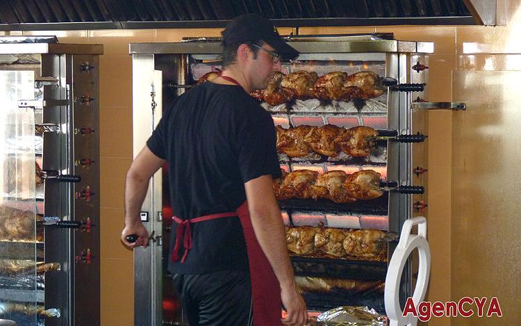 . Asador Casa del Pollo Asado