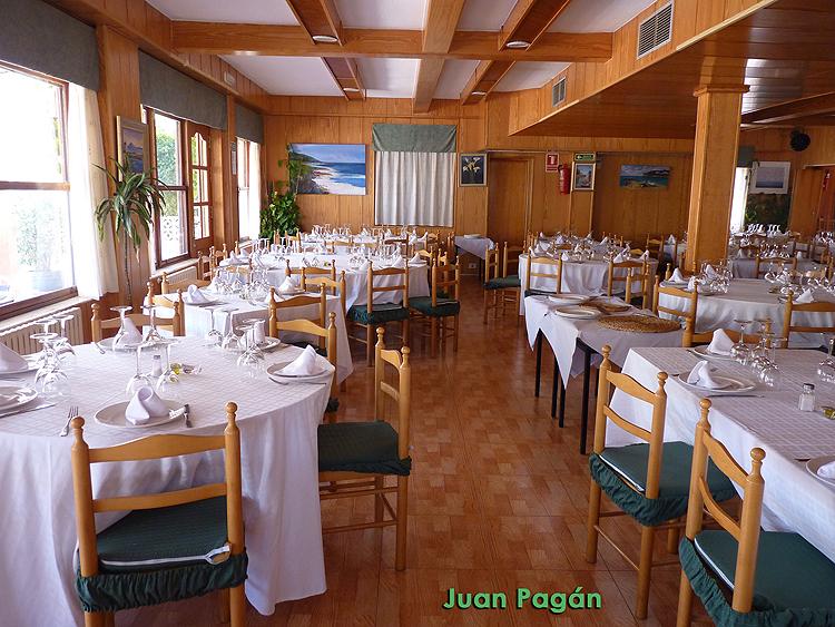 . Restaurante Ruf-Mari de Los Urrutias